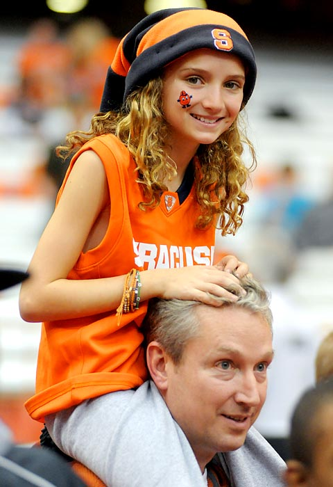 Divorced Syracuse Basketball Fan Wants Custody Of Kids For Day Of