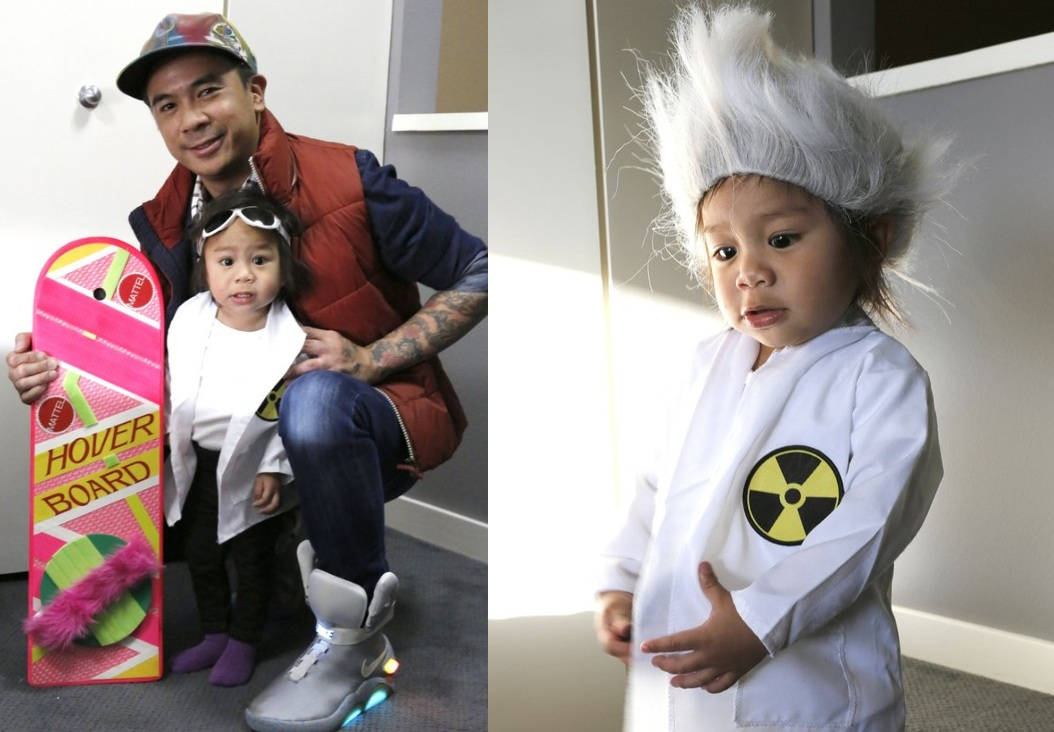Souvent 2012's Best Halloween costumes: 'Say Anything,' Ludacris, 'Back to  ZL32