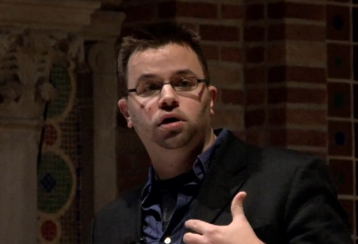 Geoff 'DeafGeoff' Herbert at TEDxBuffalo