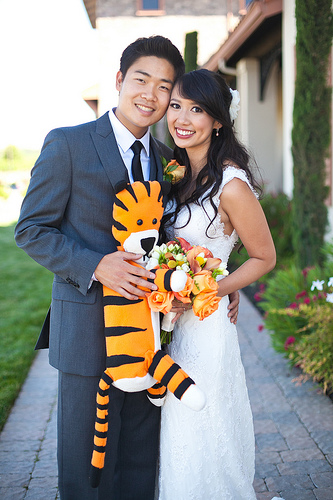 Calvin Hobbes wedding